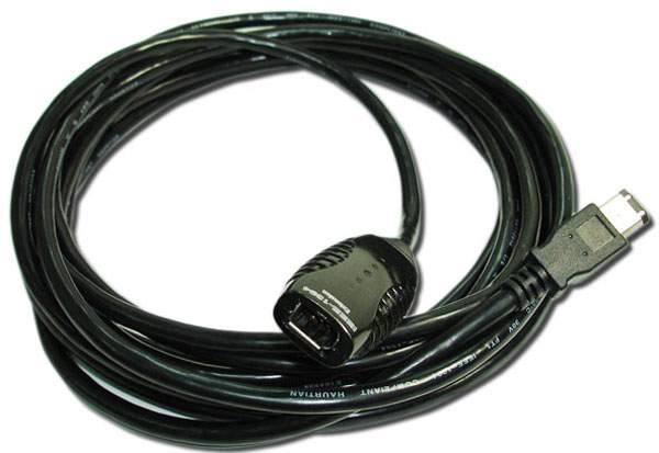 1394A Firewire Repeater 400MB Cable 5M 15FT