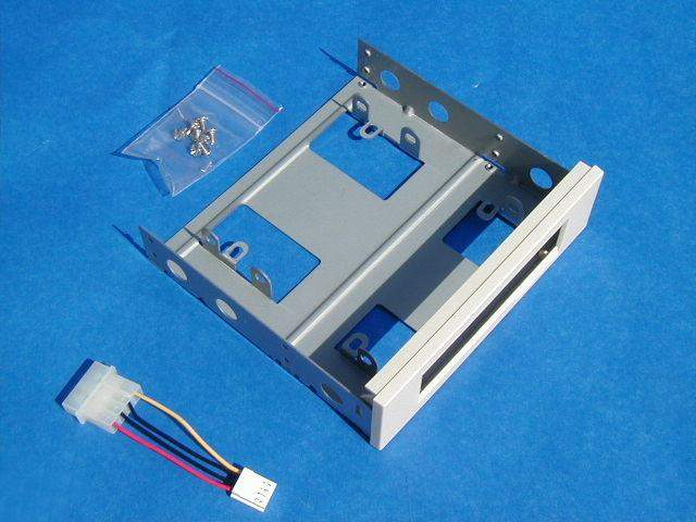 3.5 FLOPPY DRIVE Mounting Bracket Beige