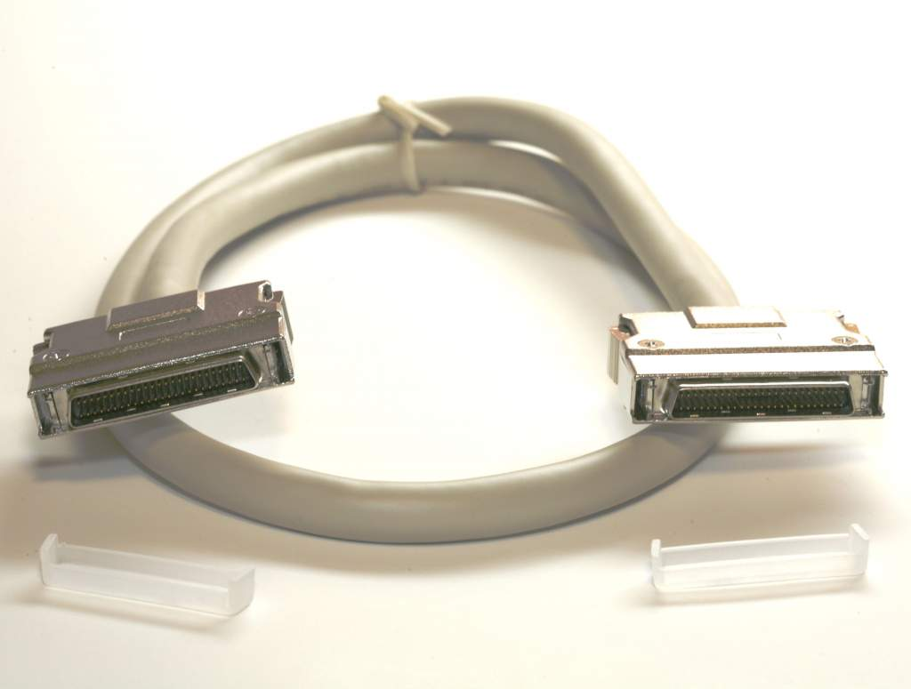 3FT SCSI-II HPDB50-M TO SCSI-II HPDB50-M Cable