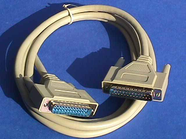 6FT DB25-M to DB25-M Cable