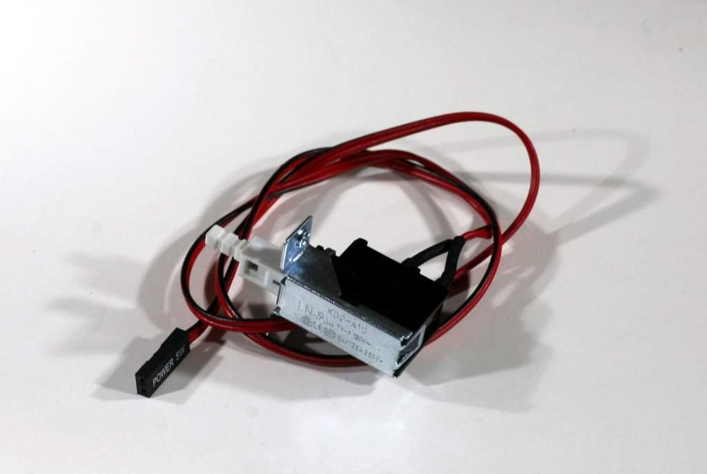 ATX Power Switch Case 2-Wire Heavy