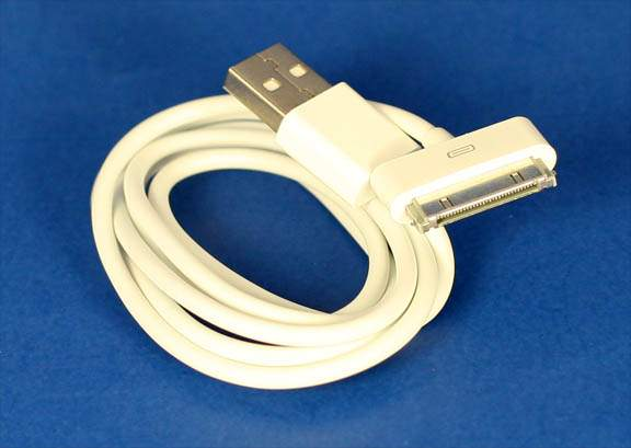 Apple iPod USB Data Cable 3FT Low Amp Version