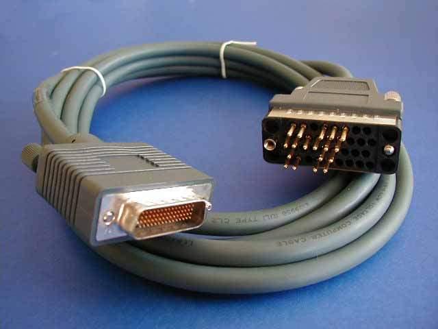 CAB-V35MT-10 LFH DB60-M V.35-M 10FT CISCO CABLE