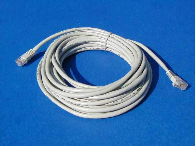CAT 5e 25FT RJ45 NETWORK CABLE