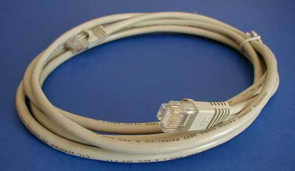 CAT 5e 5FT RJ45 NETWORK CABLE