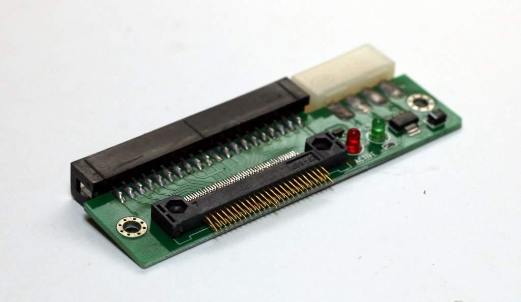 CF Hard DRIVE 1.8 INCH to 40 PIN ATA IDE Adapter Compact Flash