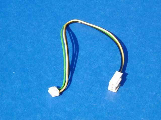 CPU FAN (INTEL) SMALL 3-WIRE to MB 3-WIRE POWER CABLE