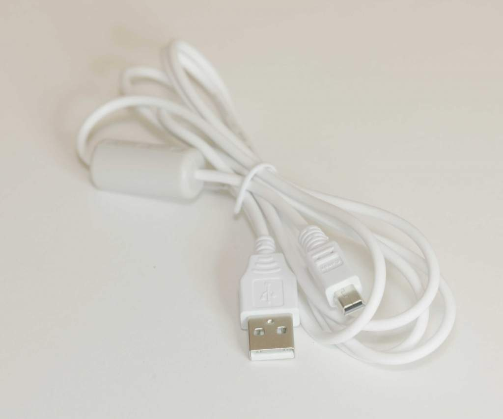 Canon USB Cable IFC-400PCU for Canon Cameras Camcorders
