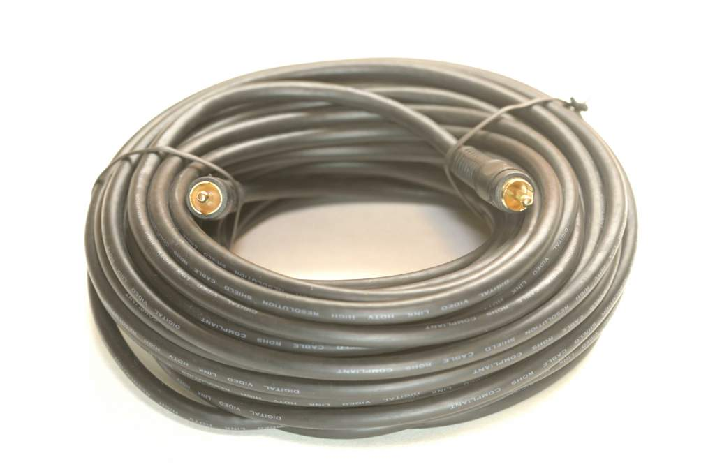 Composite Video 50FT Single RCA Cable