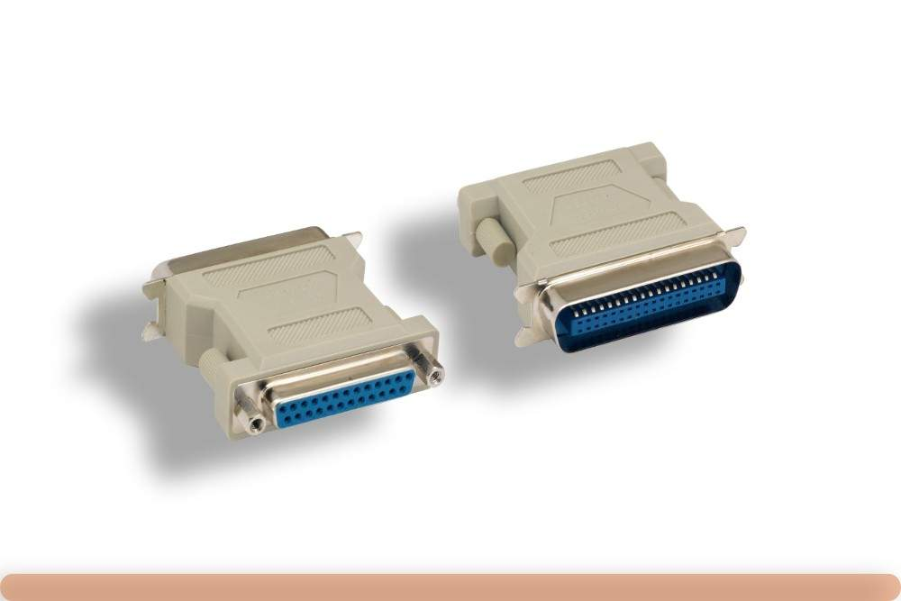 DB25-F CN36-M Parallel Adapter
