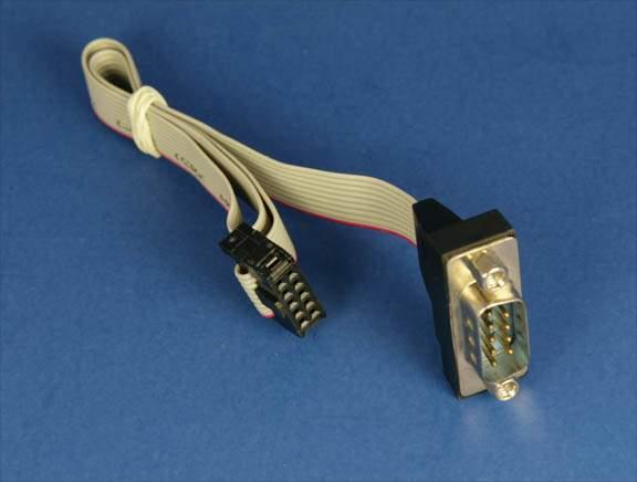DB9-Male to IDC10 Serial Port AT-Everex No Bracket