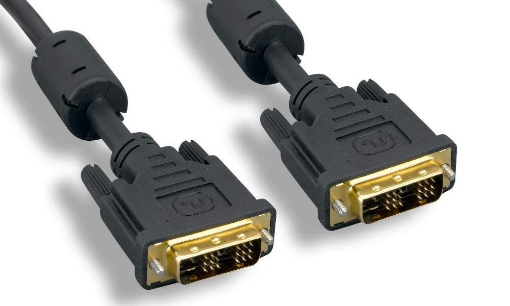 DVI Single Link Cable 2M 6FT