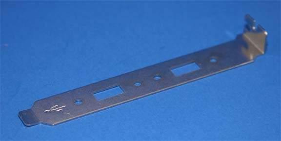 Dual USB Slot Cover
