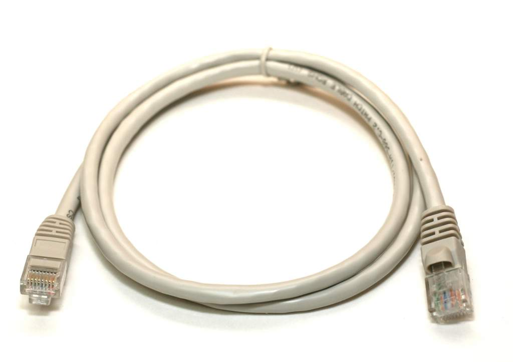 Ethernet CROSSOVER Network Cable RJ45 CAT5e 3FT