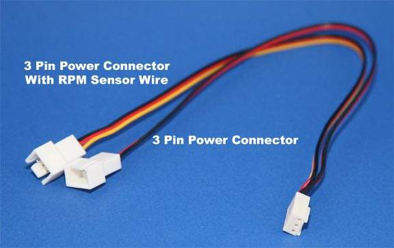 FAN 3-WIRE SPLITTER Cable