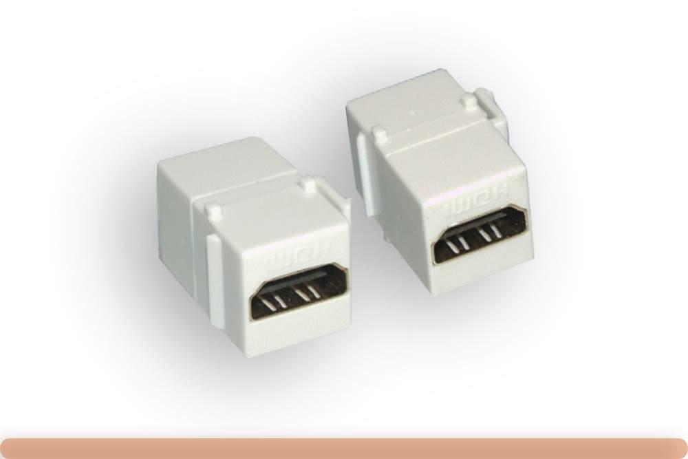 HDMI Coupler Keystone Female Female