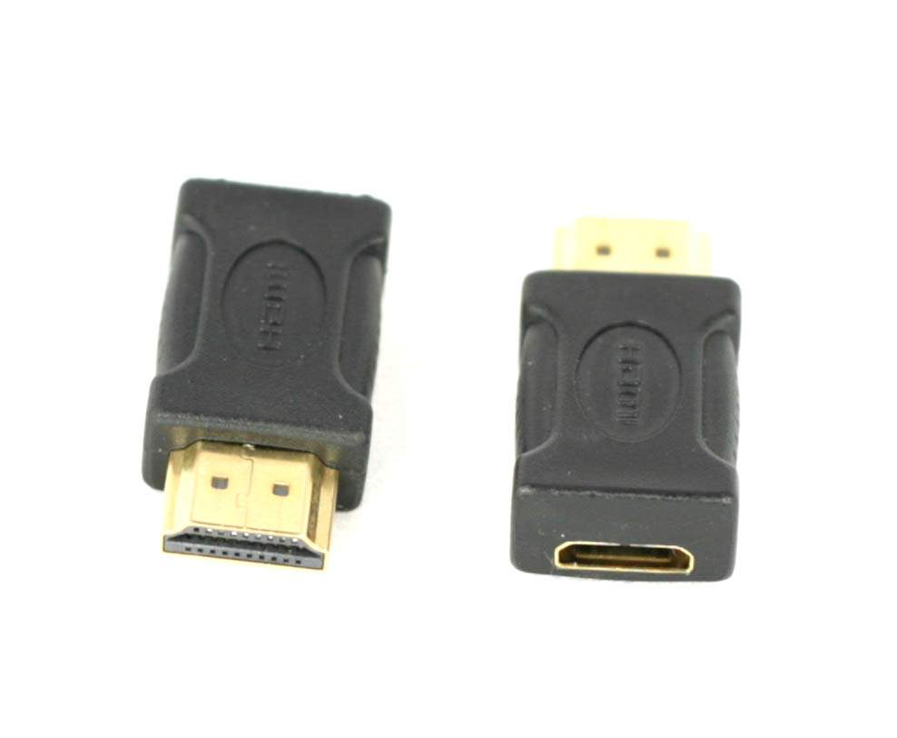 HDMI Type-C Female to HDMI Type-A Male Adapter