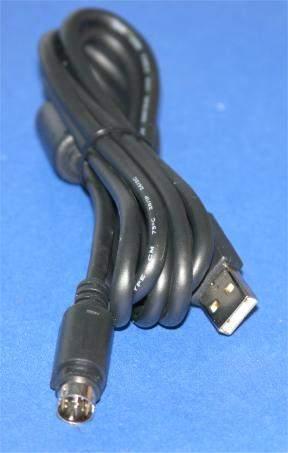 KODAK USB Interface CABLE for DC220 DC260 DC265 DC290 DCUP-12