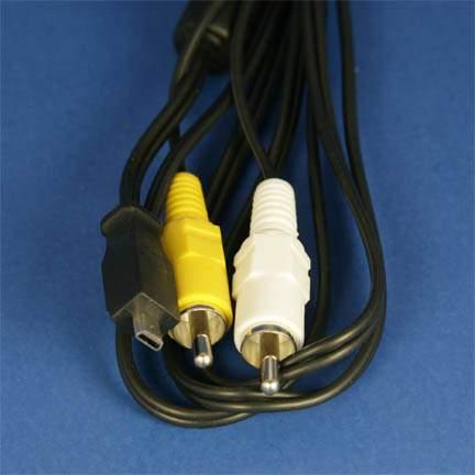 Kodak AV Cable AV-8 Compatible