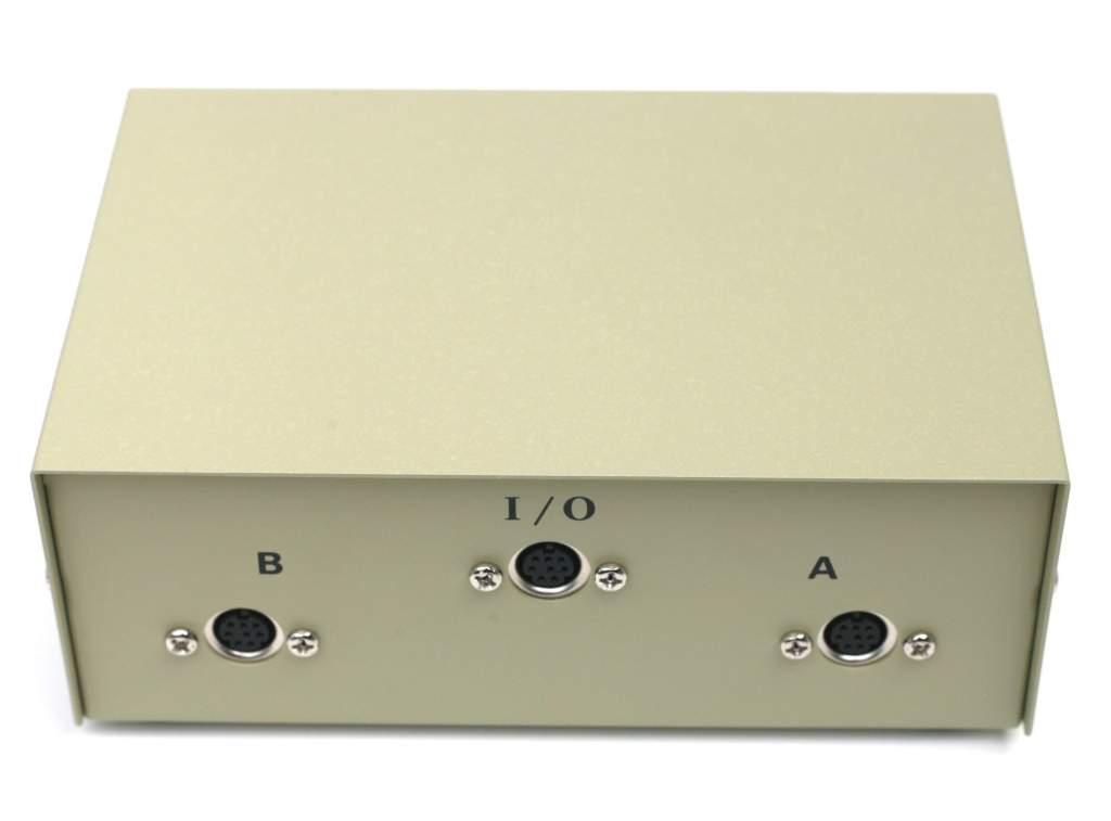 Mini Din8 AB Switch