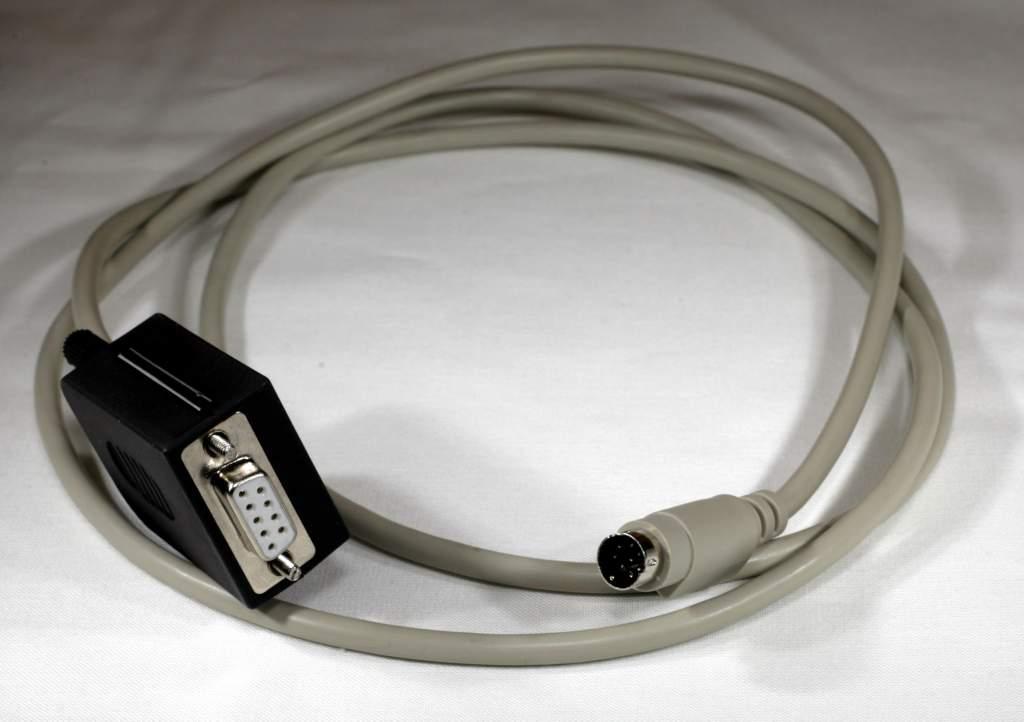 MiniDin8-M DB9-F Tripp Lite 73-1025 Cable (Prototype)