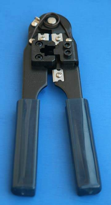 Network Crimp Tool 8P8C RJ45