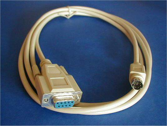 OLYMPUS C410L Camera Serial Cable DCS1