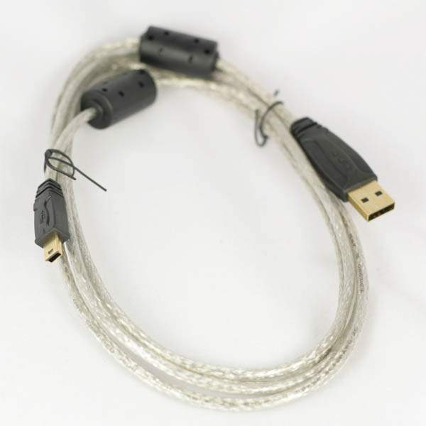 POLAROID USB Camera Cable MINI-B D1 6FT