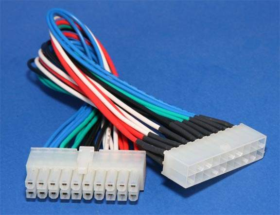 POWER SUPPLY EXTENSION ATX 20PIN MOTHERBOARD
