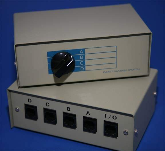 RJ45 ABCD SWITCH