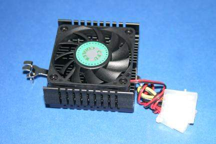 SOCKET-8 686 INTEL PENTIUM PRO CPU FAN BB 4-WIRE