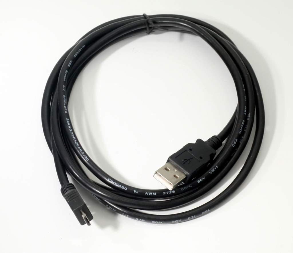 U-5a Kodak USB Cable Compatible Micro B