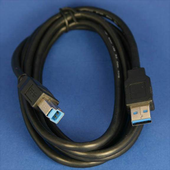USB 3.0 SuperSpeed A-B Cable 6FT