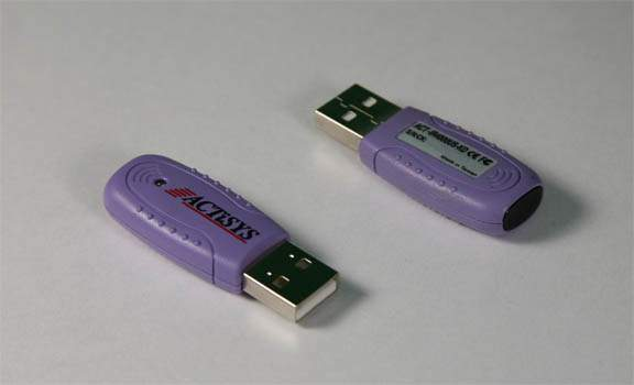 USB to IRDA Converter SIGMATEL ACTiSYS ACT-IR4000US