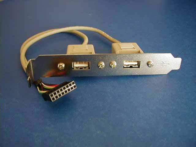 USB PORT DUAL to MAINBOARD PORT 2x8