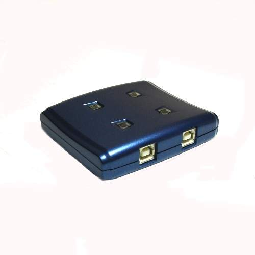 USB SHARE 2.0 Switch 4-Way 1A-4B